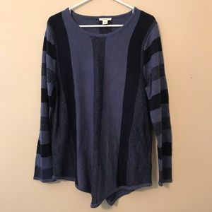 Like New-Westbound Stripped Sweater